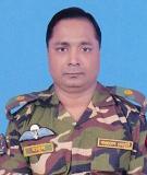 Maj Md Masuduzzaman, Arty-W140