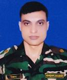 Maj Md Mizanur Rahaman, AEC-W140